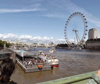 Loty do Londynu