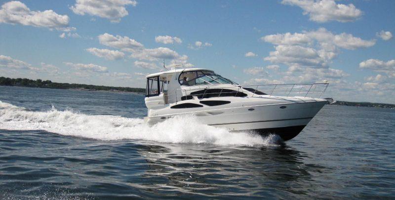 Czarter łodzi motorowych
